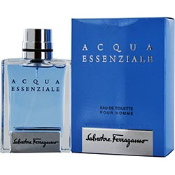 Acqua Essenziale By Salvatore Ferragamo Edt Spray 1.7 Oz For Men