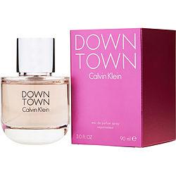 DOWNTOWN CALVIN KLEIN by Calvin Klein EDP SPRAY 3 OZ for WOMEN