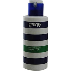 Benetton Energy By Benetton Edt Spray 3.3 Oz (Unboxed) at Sears.com