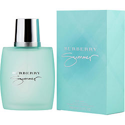 BURBERRY SUMMER by Burberry EDT SPRAY 3.3 OZ (EDITION 2013) for MEN