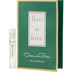 OSCAR DE LA RENTA LIVE IN LOVE by Oscar de la Renta EDP VIAL for WOMEN