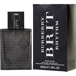 BURBERRY BRIT RHYTHM by Burberry EDT SPRAY 1 OZ for MEN