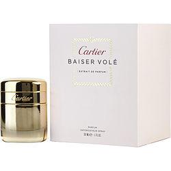 CARTIER BAISER VOLE by Cartier EXTRAIT DE PARFUM SPRAY 1 OZ for WOMEN