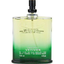 CREED VETIVER by Creed EDP SPRAY 4 OZ *TESTER for MEN