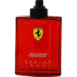 FERRARI RACING RED by Ferrari for MEN