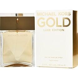 MICHAEL KORS GOLD LUXE EDITION by Michael Kors EAU DE PARFUM SPRAY 3.4 OZ for WOMEN
