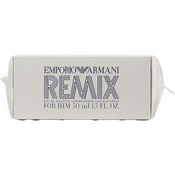 EMPORIO ARMANI REMIX by Giorgio Armani EDT SPRAY 1.7 OZ *TESTER for MEN