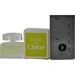 CHLOE L'EAU DE CHLOE by Chloe EDT .16 OZ MINI for WOMEN
