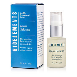 Bioelements by Bioelements Stress Solution - Skin Smoothing Facial Serum (For All Skin Types) -/1OZ for WOMEN