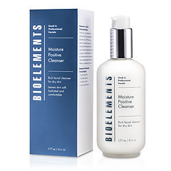 Bioelements by Bioelements Moisture Positive Cleanser - For Very Dry, Dry Skin Types -/6OZ for WOMEN