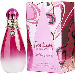 FANTASY THE NICE REMIX BRITNEY SPEARS by Britney Spears EDP SPRAY 3.3 OZ for WOMEN