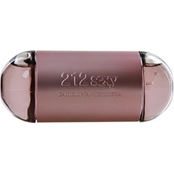 212 SEXY by Carolina Herrera EDP SPRAY 2 OZ *TESTER for WOMEN