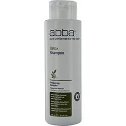 ABBA by ABBA Pure & Natural Hair Care DETOX SHAMPOO 8 OZ for UNISEX