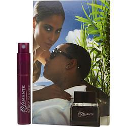 DADDY YANKEE DYAMANTE by Daddy Yankee EDP SPRAY VIAL ON CARD for WOMEN