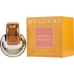 BVLGARI OMNIA INDIAN GARNET by Bvlgari EDT SPRAY 2.2 OZ for WOMEN