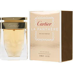 CARTIER LA PANTHERE by Cartier EDP SPRAY 1.6 OZ for WOMEN