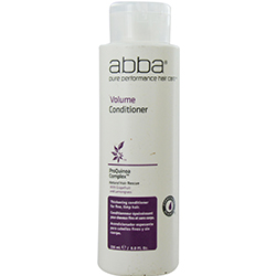 Abba By Abba Pure & Natural Hair Care Volumizing Conditioner -Proquinoa Complex 8 Oz For Unisex