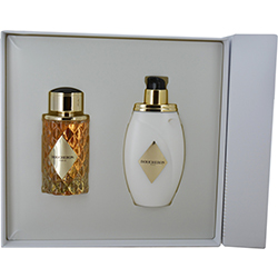 BOUCHERON PLACE VENDOME by Boucheron SET-EDP SPRAY 3.4 OZ & BODY LOTION 6.7 OZ for WOMEN