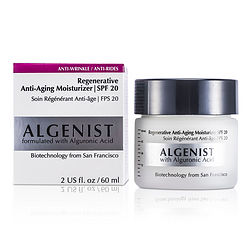 Algenist Regenerative Anti - Aging Moisturizer SPF 20  -  / 2OZ for WOMEN