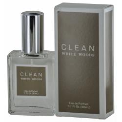 CLEAN WHITE WOOD by Clean EAU DE PARFUM SPRAY 1 OZ for WOMEN