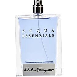 Acqua Essenziale By Salvatore Ferragamo Edt Spray 3.4 Oz *Tester For Men