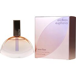 ENDLESS EUPHORIA by Calvin Klein EDP SPRAY 2.5 OZ for WOMEN