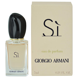 ARMANI SI by Giorgio Armani EDP .17 OZ MINI for WOMEN