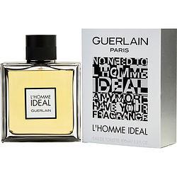 GUERLAIN L'HOMME IDEAL by Guerlain EDT SPRAY 3.3 OZ for MEN