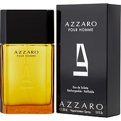 AZZARO by Azzaro EDT SPRAY REFILLABLE 3.4 OZ for MEN