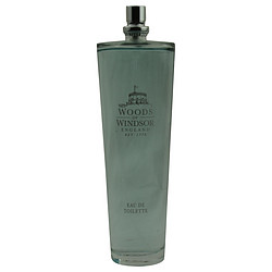 WOODS OF WINDSOR BLUE ORCHID & WATER LILY by Woods of Windsor EDT SPRAY 3.4 OZ *TESTER for WOMEN