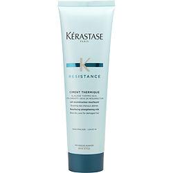 KERASTASE by Kerastase RESISTANCE CIMENT THERMIQUE RESURFACING MILK FOR WEAKENED HAIR 5.1 OZ for UNISEX 258105