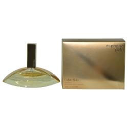 EUPHORIA GOLD by Calvin Klein EDP SPRAY 3.4 OZ (LIMITED EDITION) for WOMEN