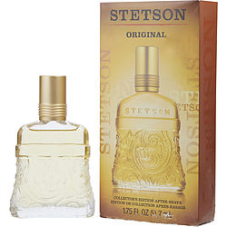 STETSON by Coty AFTERSHAVE 1.75 OZ (EDITION COLLECTOR'S BOTTLE) for MEN