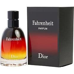 FAHRENHEIT by Christian Dior PARFUM SPRAY 2.5 OZ for MEN