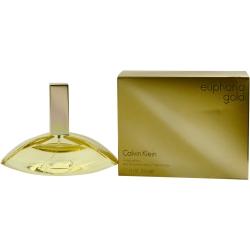 EUPHORIA GOLD by Calvin Klein EDP SPRAY 1.7 OZ (LIMITED EDITION) for WOMEN