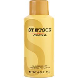 STETSON by Coty BODY SPRAY 4 OZ for MEN