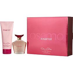 Set cosmetice Rosamor by OSCAR DE LA RENTA