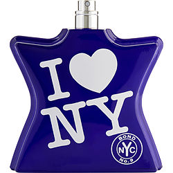 BOND NO. 9 I LOVE NEW YORK FOR HOLIDAYS by Bond No. 9 EDP SPRAY 3.4 OZ *TESTER for UNISEX