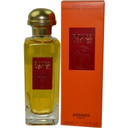 ROUGE by Hermes EDT SPRAY 3.3 OZ (NEW PACKAGING) for WOMEN Launched by the design house of Hermes in 2000, ROUGE by Hermes for WOMEN posesses a blend of: Rose, Ylang-Ylang, Violet, Sandalwood, Cedar, Vanilla, Amber, Myrtle, Spices It is recommended for evening wear.