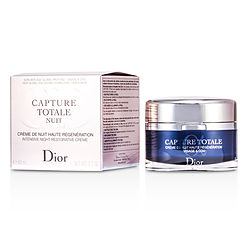 CHRISTIAN DIOR by Christian Dior Capture Totale Nuit Intensive Night Restorative Creme (Rechargeable) -/2.1OZ for WOMEN 260985