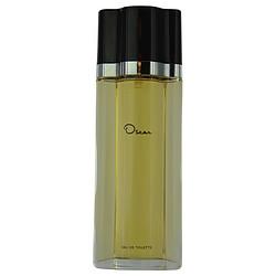 OSCAR by Oscar de la Renta EDT SPRAY 3.4 OZ - 95% FULL for WOMEN