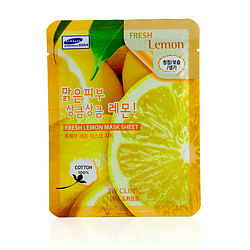 3W Clinic by 3W Clinic Mask Sheet - Fresh Lemon -10pcs for WOMEN
