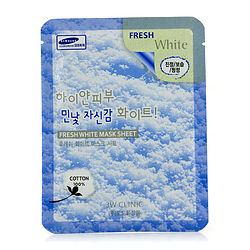 3W Clinic by 3W Clinic Mask Sheet - Fresh White -10pcs for WOMEN