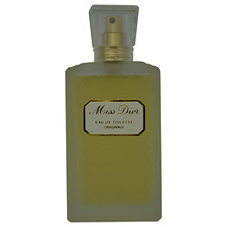 MISS DIOR CLASSIC by Christian Dior EDT SPRAY 3.4 OZ - 95% FULL for WOMEN