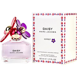 MARC JACOBS DAISY SORBET by Marc Jacobs EDT SPRAY 1.7 OZ (LIMITED EDITION) for WOMEN