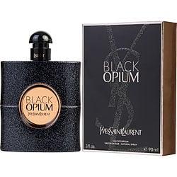 Black Opium by Yves Saint Laurent EDP SPRAY 3 OZ for WOMEN