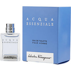 Acqua Essenziale By Salvatore Ferragamo Edt .17 Oz Mini For Men