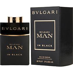 BVLGARI MAN IN BLACK by Bvlgari EDP SPRAY 2 OZ for MEN