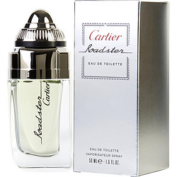 ROADSTER by Cartier EDT SPRAY 1.6 OZ (NEW PACKAGING) for MEN