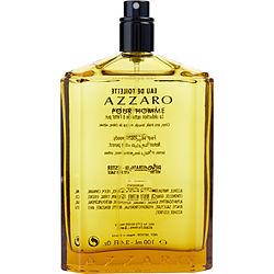 AZZARO by Azzaro EDT SPRAY REFILLABLE 3.4 OZ *TESTER for MEN